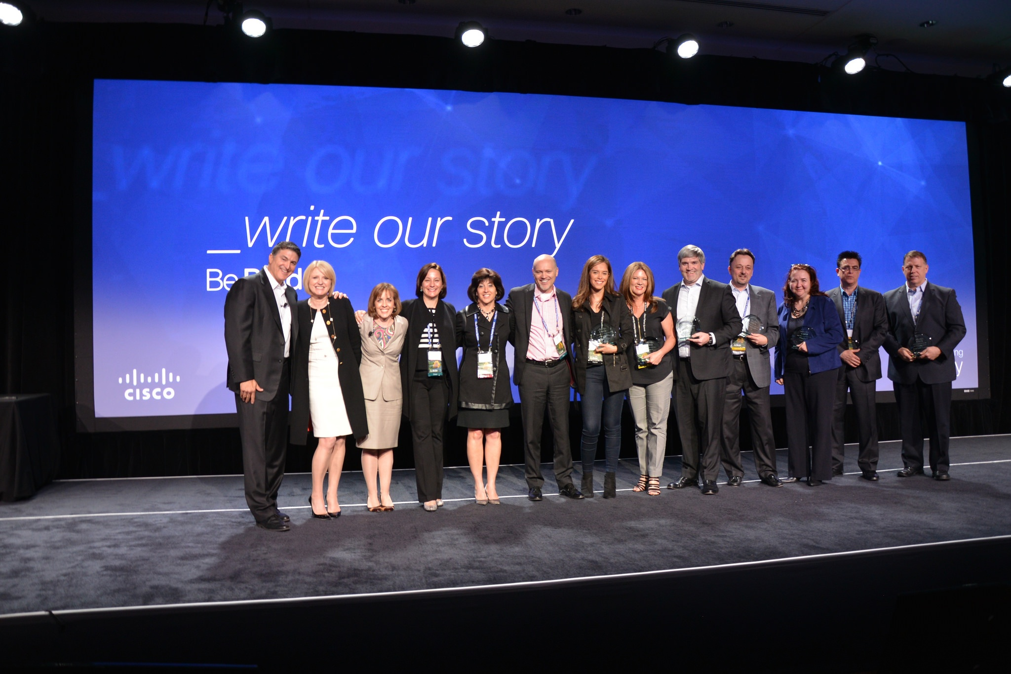 2015 Cisco Marketing Velocity Award Winners