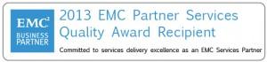 EMC PSQ 2013 Winner