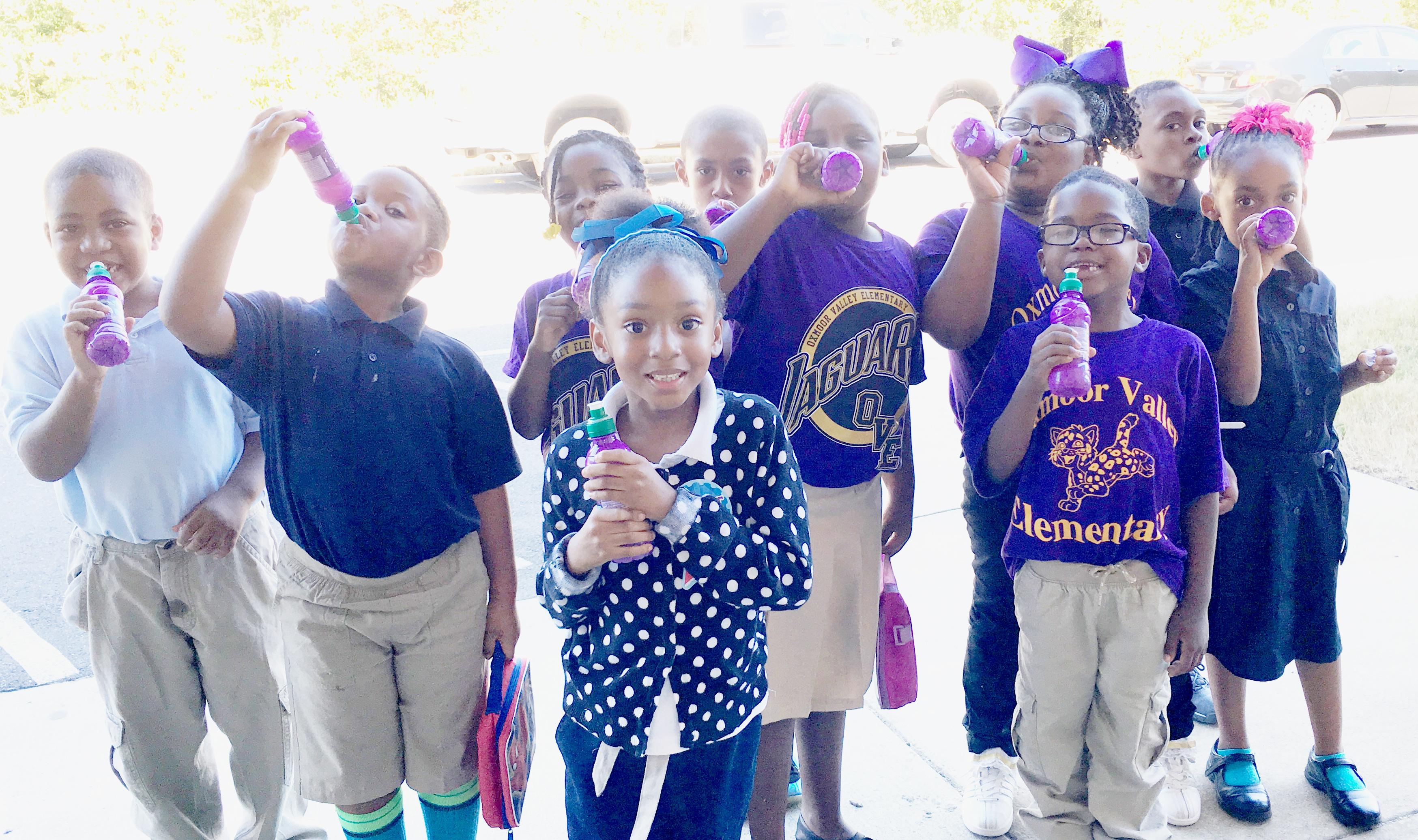 TekLinks Helps Spearhead Program  Investing in Lives of Students